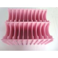 Wholesale Pink / Black / Red Eco - Friendly PP Corrugated Fluted Plastic Sheet 1500 x 3500mm from china suppliers