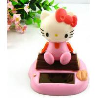 Wholesale high quality solar toy doll Kitty from china suppliers