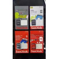 Quality Hot Sale Mirco SD memory card with different Capacity 16G/32G/64G Printting different Logo OEM service for sale