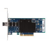 Wholesale 10G Ethernet LAN Card Fiber Optical Server NIC PCI Eexpress x8 One Port Network Interface Card IDC Application Cards from china suppliers