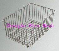 Quality metal washing basket factory for sale