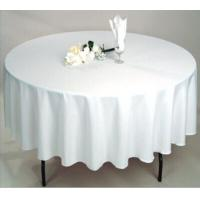 Wholesale Round White Cloth Table Setting Napkin For Hotels And Resturants from china suppliers
