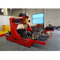 Wholesale ZPZ4040 CNC Drilling Machinery / Gantry Drilling Machine With 2 Drilling Heads from china suppliers