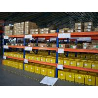 Wholesale Selective Long Span Medium Duty Racks with Steel Plate , Ply-wood Layer and 2 Safety Pins from china suppliers