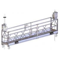 Wholesale ZLP Steel Suspended Working Platform for clean the external walls from china suppliers