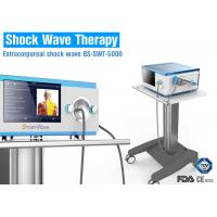 Wholesale Extracorporeal Shockwave Therapy Machine Treatment For Tendonitis / Back Pain from china suppliers