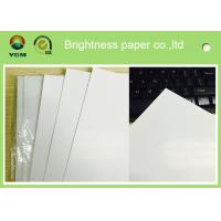 Wholesale Standard Size Gloss Art Paper 80g , Wood Free Coated Art Paper For Books Production from china suppliers
