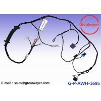 Wholesale Car headlight wiring harness , headlamp wire harness GXL 8AWG Power Cable Rubber Tube from china suppliers