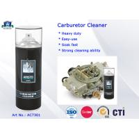 Wholesale 400ML Carburetor Cleaner Spray / Aerosol Carb and Choke Cleaner Car Cleaning Product from china suppliers