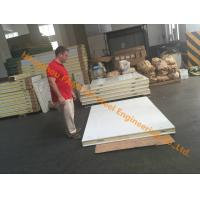 Wholesale Cold Storage Room Panels Hinge Door Camlock PU Panels 200mm For Frozen Food from china suppliers
