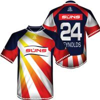 Wholesale Italy Ink Cool Max Sublimated Soccer Jersey, Customized Football Team Uniforms Sportswear from china suppliers