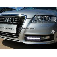 Wholesale Bright White LED DRL Daytime Fog Light Run signal lamp For Audi A6 A6L from china suppliers
