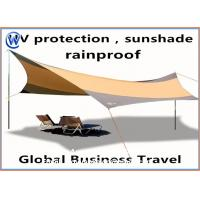 Wholesale Sun Shade Sail 13 X 16.5' FT Rectangle Shading Canopy Sand Waterproof polyester from china suppliers