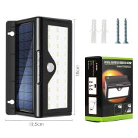 Wholesale Wall Mounted Cordless SMD LED Solar Powered Garden Lights 3.5w from china suppliers
