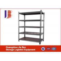 Wholesale Muli Level Steel Panel Light Duty Racking System For Warehouse 100kg-200kg / Level from china suppliers