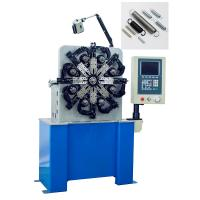 Wholesale Blue Painting Extension Spring Coiling Machine With Feed Speed 200m / Min from china suppliers