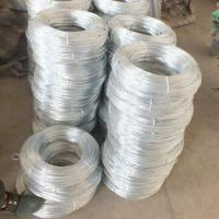 Buy cheap Hot-dipped Galvanized Iron Wire, Suitable for Net Making, Winding, Baling, Hanging and Hauling from wholesalers