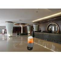 Wholesale Energy Saving Gray  Walk Behind Floor Cleaners For Hotel / Guesthouse from china suppliers