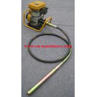 Wholesale Construction Air Cooled Power Gasoline Concrete Vibrator with CE from china suppliers