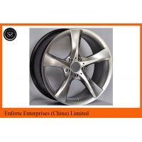 Wholesale 19 inch hyper sliver replica BMW wheels custom bmw wheels for X5, 7 series from china suppliers