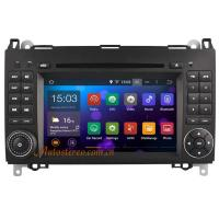 Wholesale 7 Inch GPS Car Navigation System for MERCEDES-BENZ Viano Vito Sprinter from china suppliers