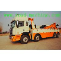 Wholesale Wrecker Tow Truck Road Wrecker Truck / 8x4 Tow Truck 90km/h 30 ton from china suppliers