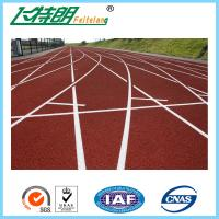 Wholesale Customized Full PU Running Track Surfaces Playground Safety Surfacing Outdoor Rubber Surface from china suppliers