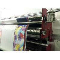 Quality Rioch Gen5 High Speed  Digital Textile printer with belt 120m2 per hour for sale