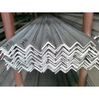 Wholesale V Shaped 304 Polished Stainless Steel SS Angle Bar Structural Angle Bar Iron from china suppliers