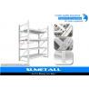Buy cheap Heavy Duty Long Span Shelving Warehouse Storage Racks Galvanized Surface from wholesalers