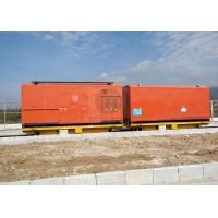 Buy cheap 120t heavy machine moving trolley for Austrilai  wind energy from wholesalers