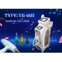 Wholesale E-light RF ND Yag Laser Multifunctional Epilation Wrinkle Removal Machine from china suppliers