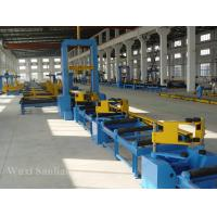 Wholesale Automatic Hydraulic H-Beam Assembling Machine For Auto Centering And Spot Welding from china suppliers