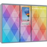Buy cheap New Design Self-service Electronic Luggage Storage Locker with 32 inch Touch Screen from wholesalers