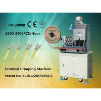 Wholesale Wire Terminal Crimping Machine , Automatic Terminal Crimping Tool from china suppliers