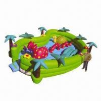 Wholesale Toddlers Inflatable Bouncer, Suitable for Gardens, Malls and Supermarket, Available in Various Color from china suppliers