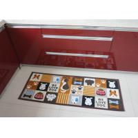 Wholesale Shockproof slip-resistance Kitchen Floor Mats , Non-Skid washable floor mats from china suppliers