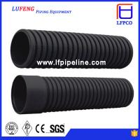 Wholesale PE Spiral Corrugated Hdpe Pipe from china suppliers