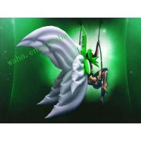 Wholesale 2m White Oxford Wearable Moving Inflatable Wing For Stage Decoration from china suppliers