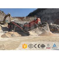 Wholesale How much is a mobile crushing station for processing zeolite? from china suppliers