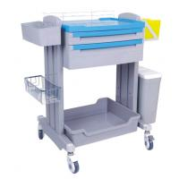 Wholesale ABS Crash Medical Nursing Emergency Trolleys for Hospitals from china suppliers