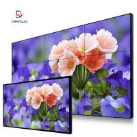 Wholesale Commercial Advertising Indoor Large Video Wall , Mosaic Lcd Video Screen from china suppliers