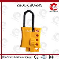 Wholesale 5mm Shackle Diameter Impact Yellow Nylon Hasp from china suppliers