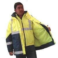 Wholesale OEM/ODM Hivis Breathable Jacket from china suppliers