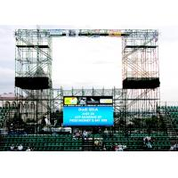 Wholesale Simple Structure Fan-less P7.8 Outdoor LED Stage Screen with 5500nit Brightness from china suppliers