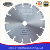 Wholesale SGS 200mm General Purpose Diamond Saw Blades For Cutting Stone / Concrete from china suppliers