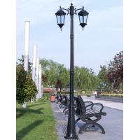 Quality professional lighting exporter European style lighting pole/light poles outdoors for sale