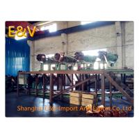 Quality 1000mt 180×10 Copper Sheet / Copper Plate Upward Continuous Casting Machine for sale