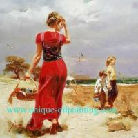 China oil painting, impressionism oil painting, 100% handmade oil painting on sale