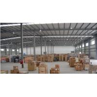 Wholesale Customized Prefabricated Industrial Steel Buildings Warehouse With Sandwich Panels from china suppliers